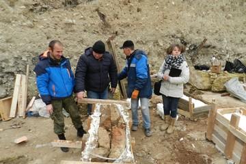 В Крыму на мысе Хрустальный найдены уникальные античные мастерские