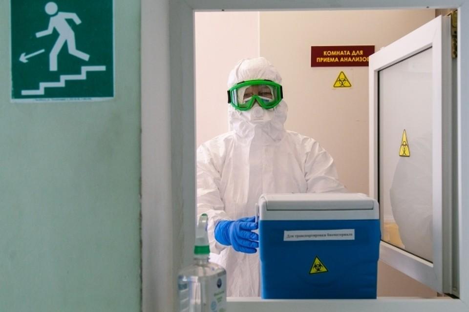 Наибольшее число зараженных коронавирусной инфекцией за минувшие сутки зарегистрировано в Старооскольком городском округе.