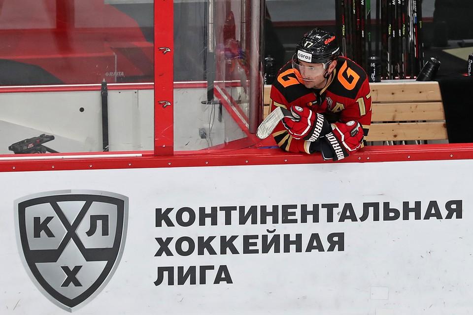 Ковальчук не так давно пополнил состав команды, вернувшись в Россию после выступлений сразу в нескольких клубах Северной Америки. Фото: Антон Новодережкин/ТАСС