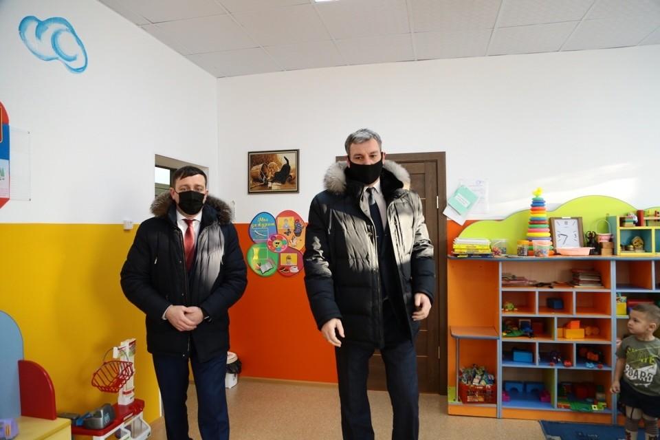 Дети должны заниматься в комфортных условиях, заявил глава Амурской области. Фото: amurobl.ru