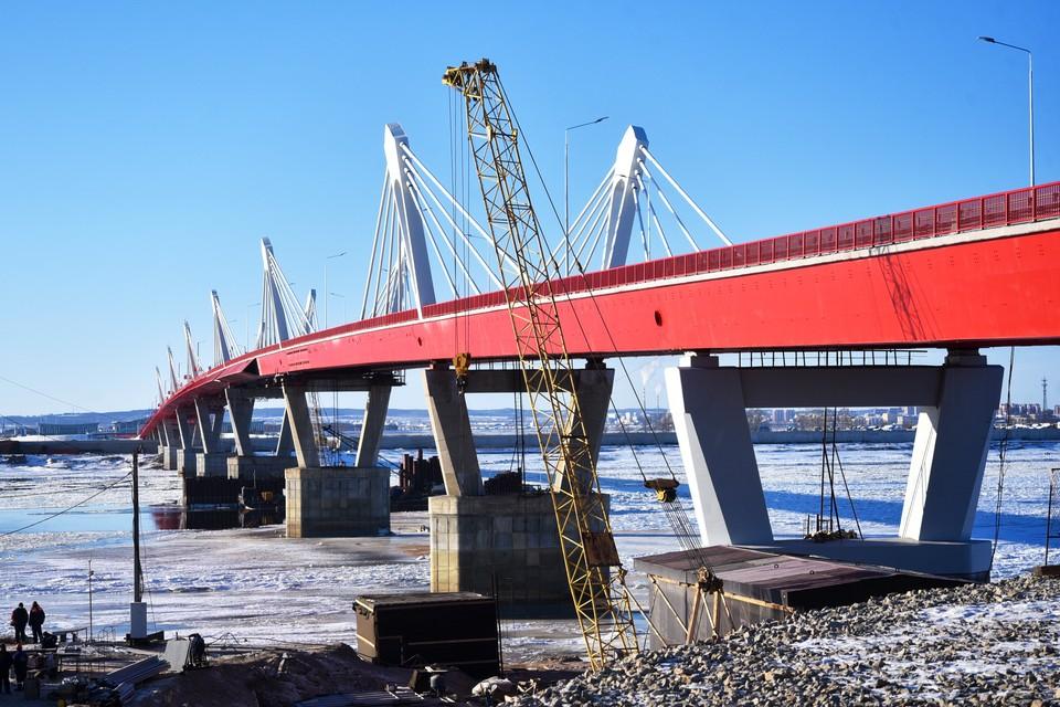 С технической точки зрения мост в Китай полностью готов. Фото: amurobl.ru
