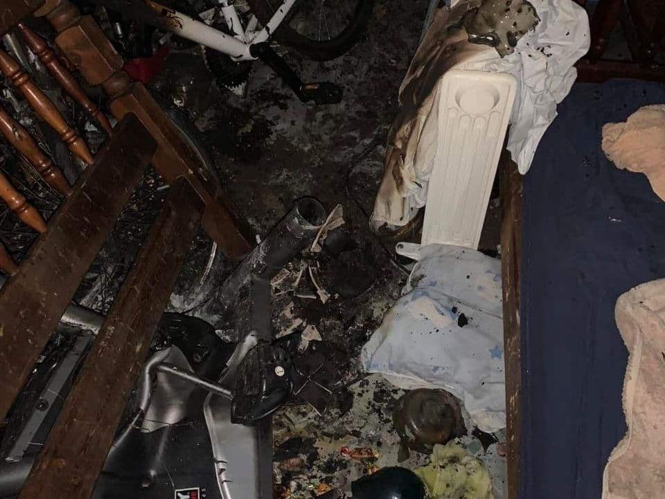 Смертельный пожар на Новоузенской