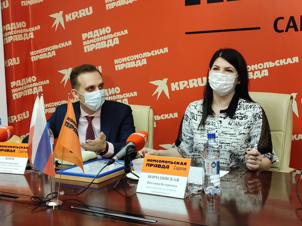 Алексей Корж и Виктория Бородянская