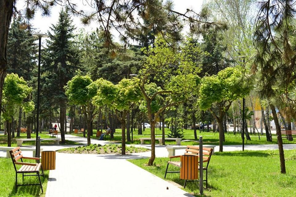 В Кишиневе за год преобразились многие парки, скверы и зеленые зоны. Фото:ionceban.md