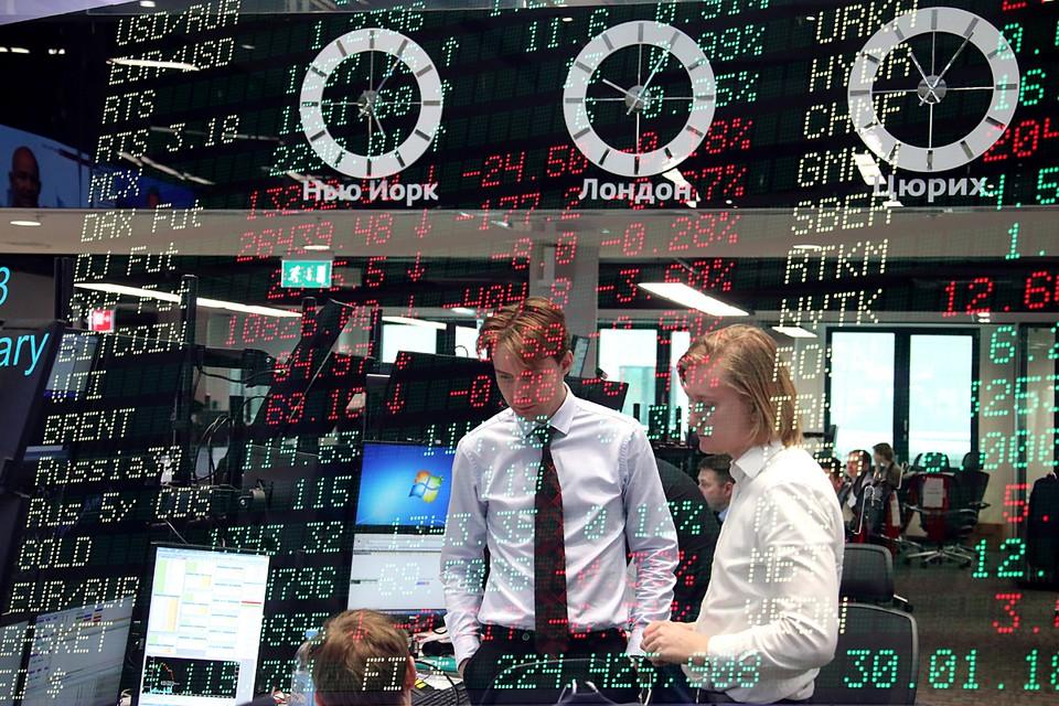 В прошлом году в России больше всего заработали те, кто владеет акциями крупных компаний. Котировки многих ценных бумаг увеличились с марта на 30 - 40%. Фото: Антон Новодережкин/ТАСС