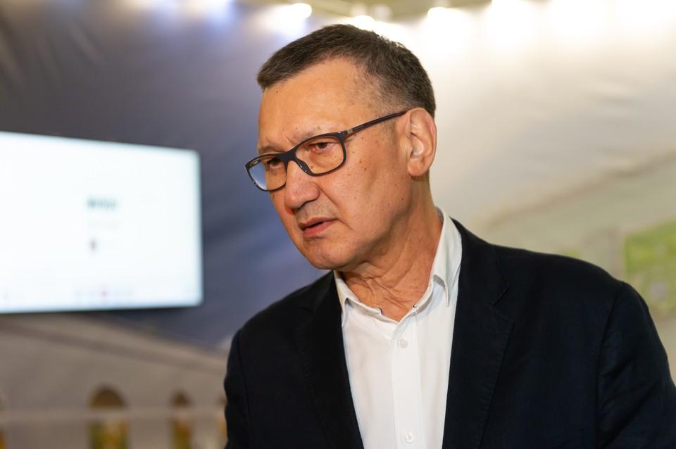 Умер почетный архитектор России Рафаэль Даянов