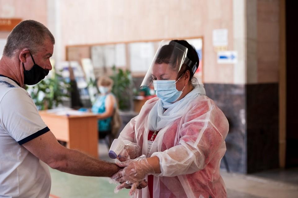 В Орловской области продлены ограничительные мероприятия по коронавирусу