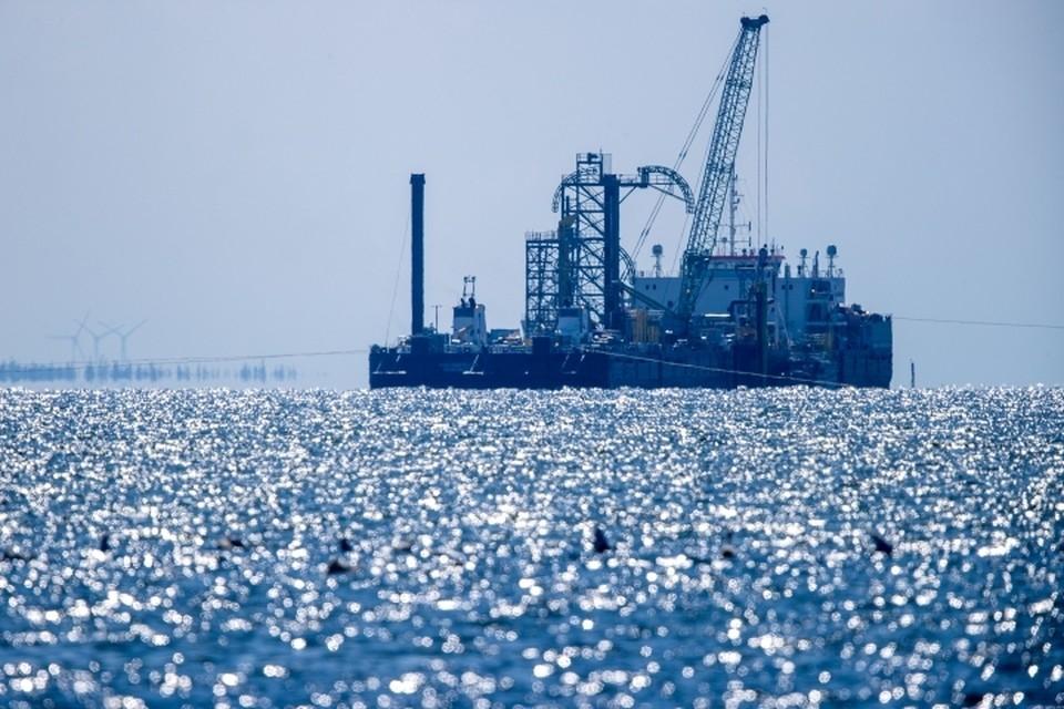 США планируют ввести новые санкции против «Северного потока – 2»