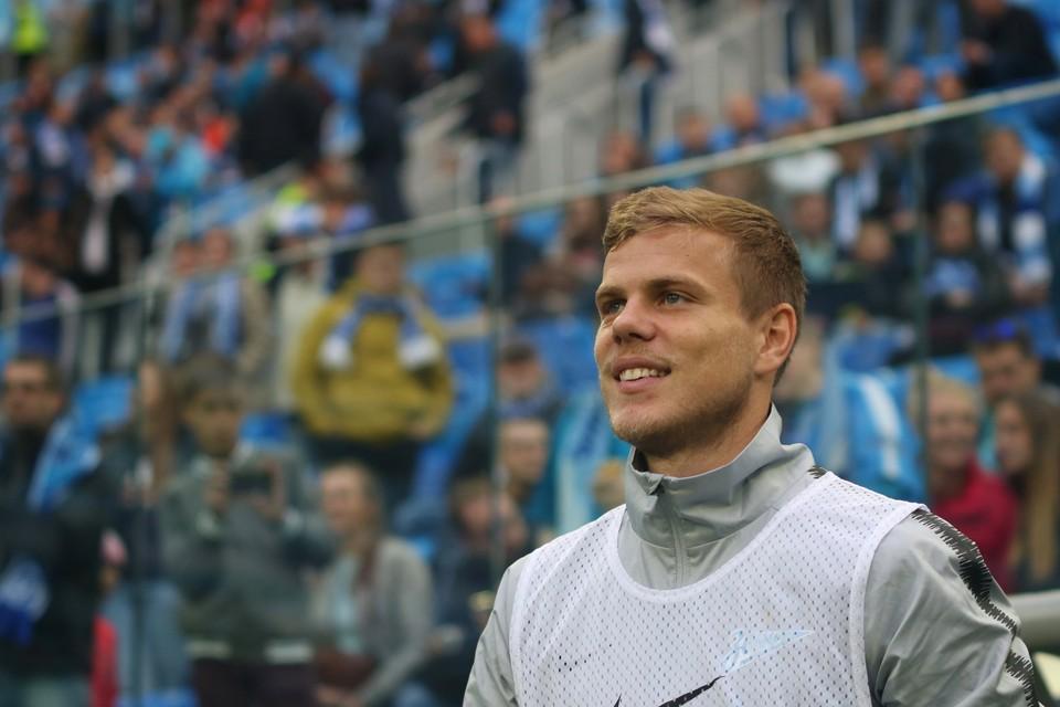 Александр Кокорин может уехать в Италию