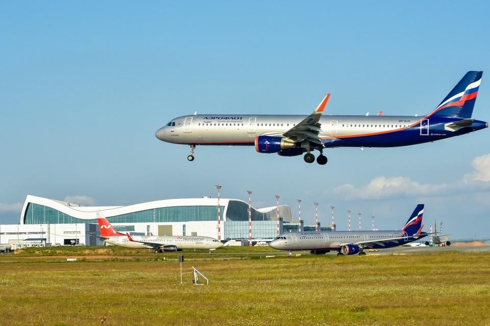Для перелетов планируют использовать воздушные суда Boeing 737-800