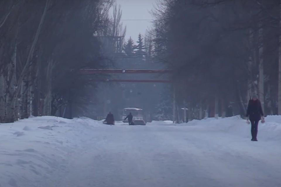 Злоумышленника задержали по горячим следам. Фото: Скриншот видео МВД ДНР