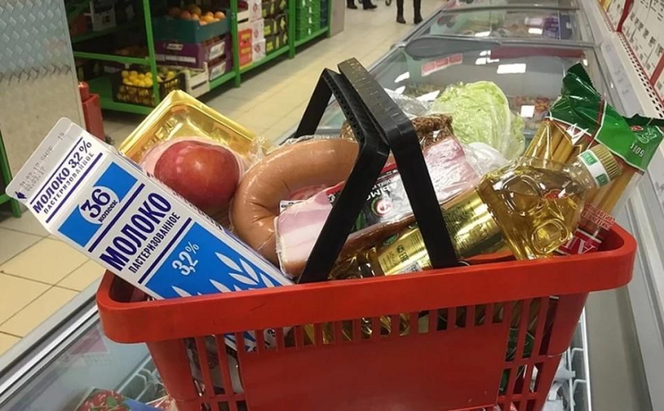 Цены на продукты в декабре в Пермском крае выросли на 6,4% по сравнению с декабрем 2019 года.