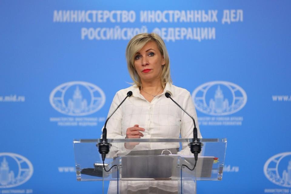 Zakharova dijo que el 22 de enero, la OMS comenzará el proceso de preparación para registrar una solicitud para Sputnik V.