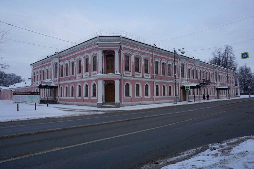 Отреставрированный Тверской краеведческий музей. Фото: Владимир Моисеев.
