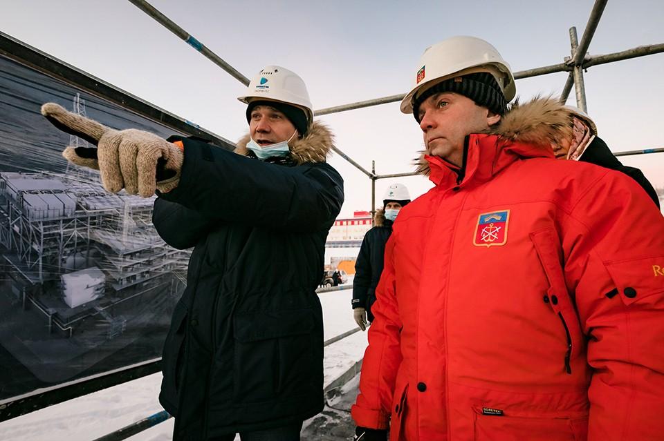 Виноватых в появлении фекальных рек на улицах Снежногорска нашли и накажут