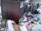 Не пройти не проехать: в Усть-Катаве из-за нечищеных дорог машины не могут вывозить скопившийся мусор