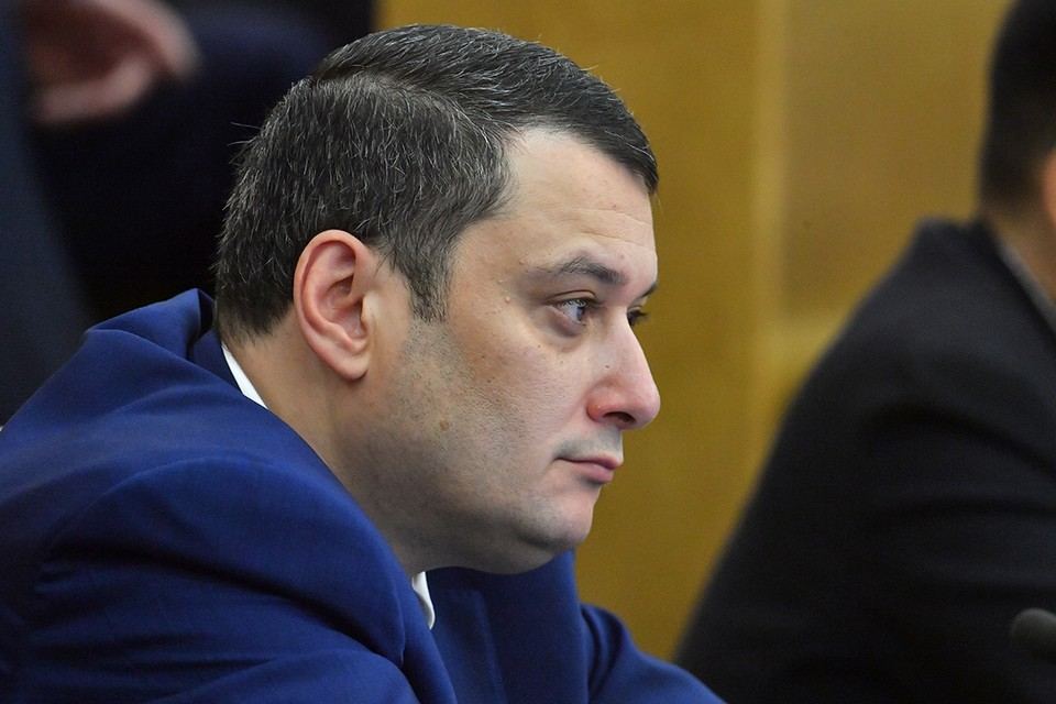 Глава Комитета Госдумы по информполитике, информтехнологиям и связи Александр Хинштейн