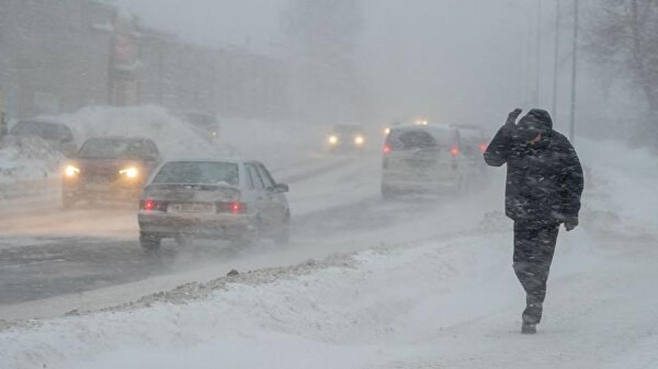 Снегопады, порывистый ветер и нулевая видимость: Синоптики снова грозят Молдове настоящей зимой, предупредив о резком изменении погоды