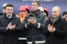 Путин не узнал девушку, которая попросила его построить развязку в Химках