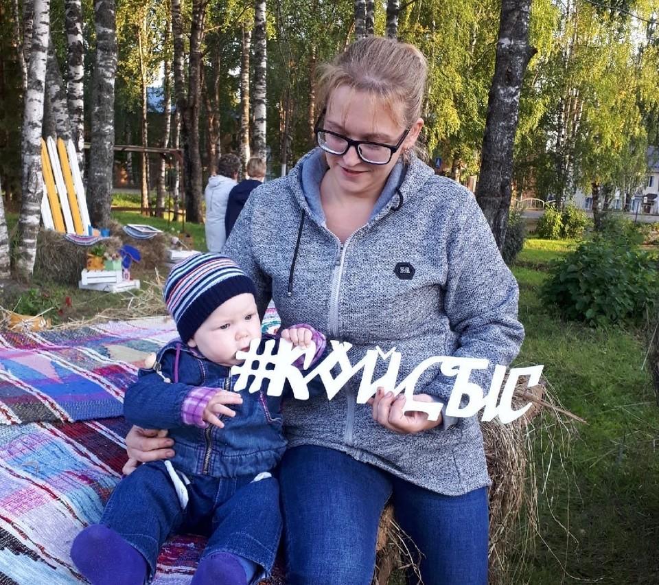 Мать троих детей из Визинги отчаянно борется с онкологией: женщине нужна помощь
