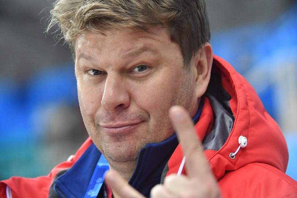 Известный спортивный комментатор стал гостем Радио «Комсомольская правда»