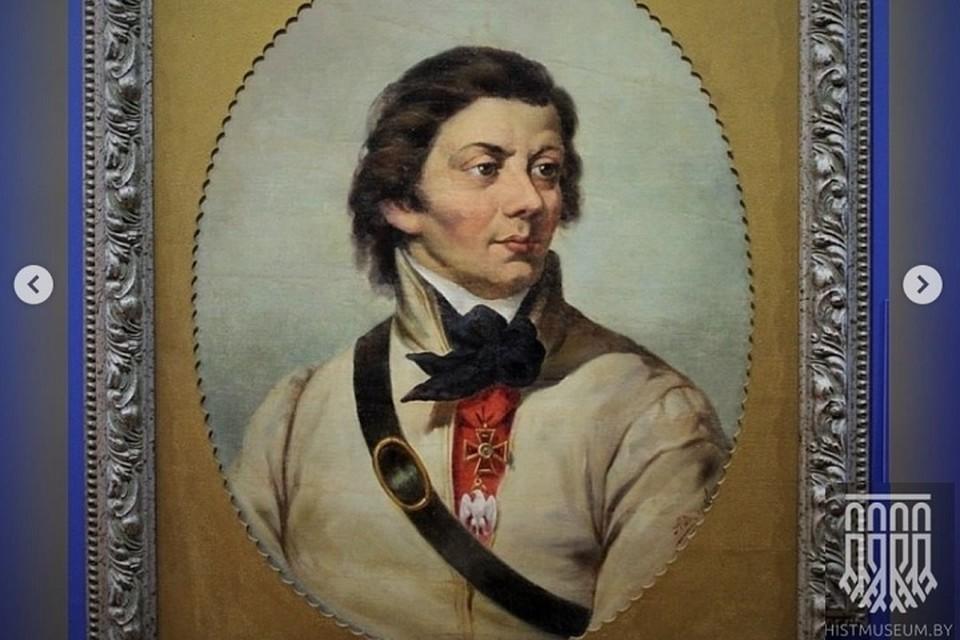 В российском посольстве считают, что Костюшко нельзя называть белорусским национальным героем. Фото: Инстаграм @hismuseum.by.