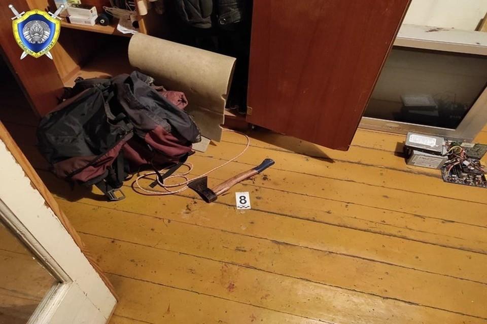 В Витебске обнаружили тела двух братьев. Фото: телеграм-канал СК