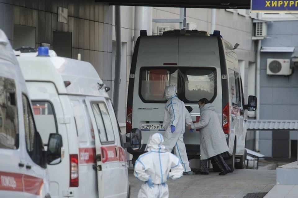Число погибших в регионе от ковид превысило 400 человек