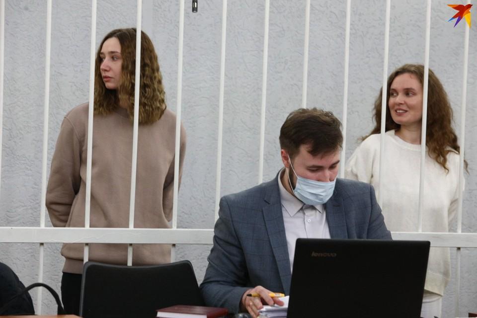 Дарью Чульцову и Екатерину Андрееву обвиняют в организации массовых беспорядков