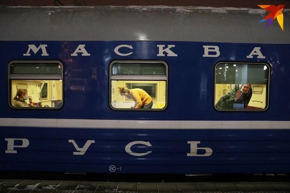 На поезда в Россию продали уже 7,5 тысяч билетов