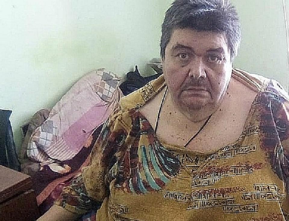 Андрей Сапельников весил больше 200 кг
