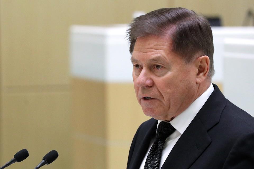 По словам Лебедева, из представших перед судом 4,4 тыс. человек осуждено 62% обвиняемых. Фото: Михаил Терещенко/ТАСС