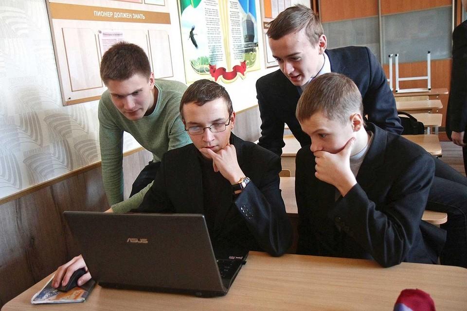 В Беларуси проходит месяц компьютерной грамотности.