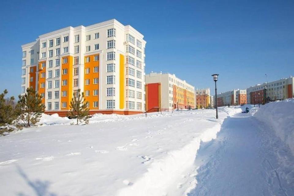 Новый жилой микрорайон построят в Кемерове. ФОТО: инстаграм Ильи Середюка