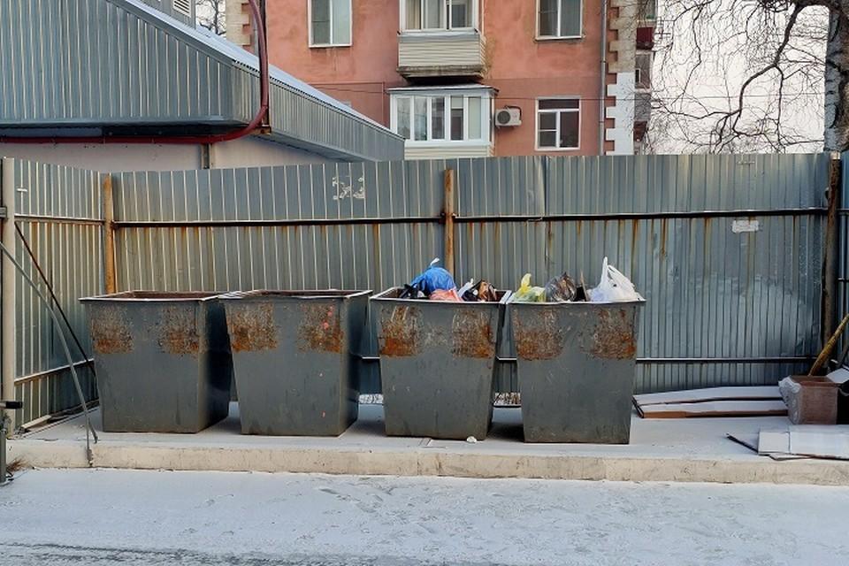 Платить за вывоз мусора жители Хабаровского края будут управляющим компаниям