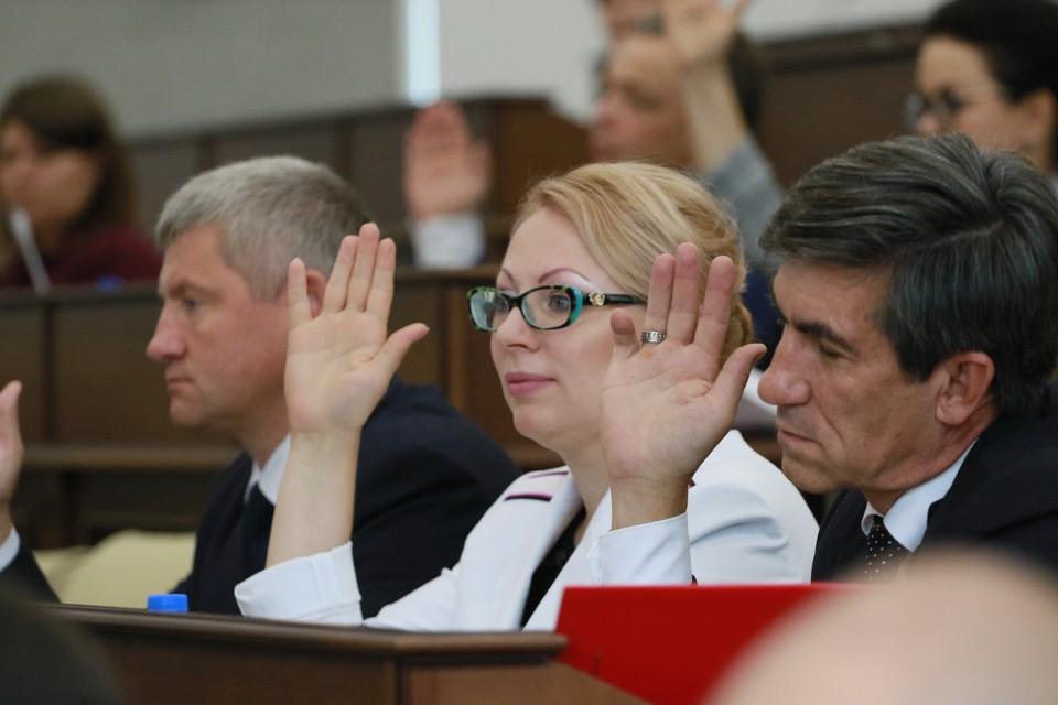 Кристина Юстус уходит из партии ЛДПР.
