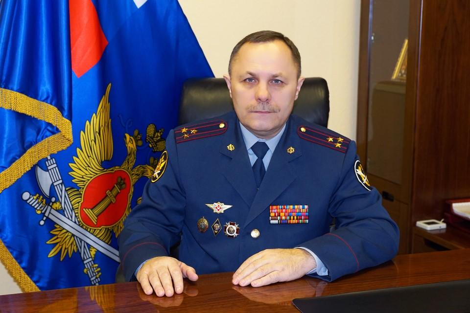 В регионе назначен новый начальник УФСИН