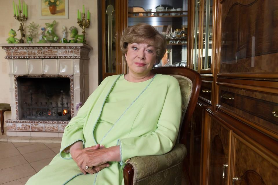 Эдита Пьеха стала прабабушкой в третий раз