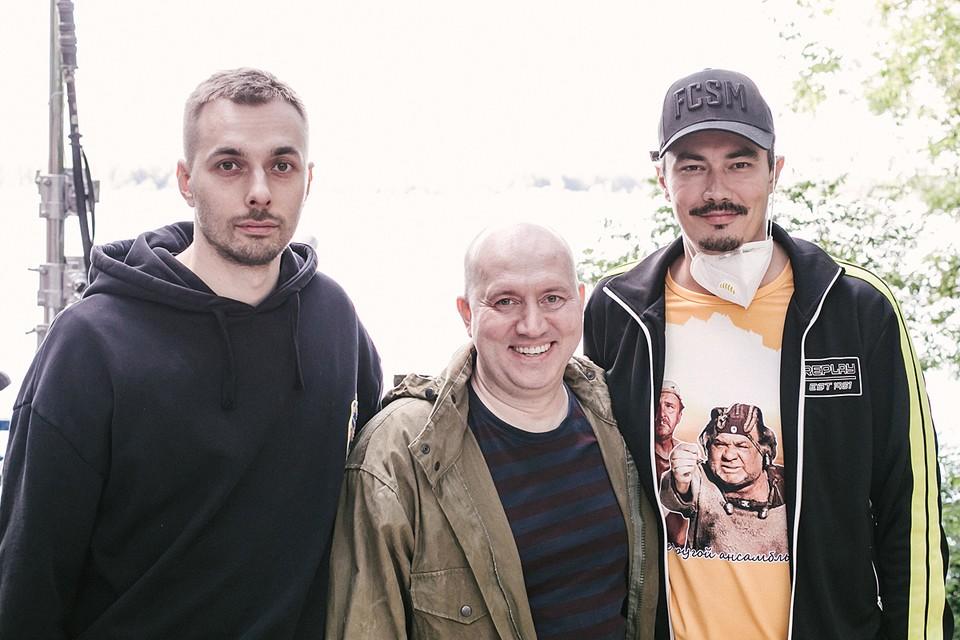 Жора Крыжовников (справа) - один из самых талантливых российских кинорежиссеров. Фото: - Ксения Угольникова