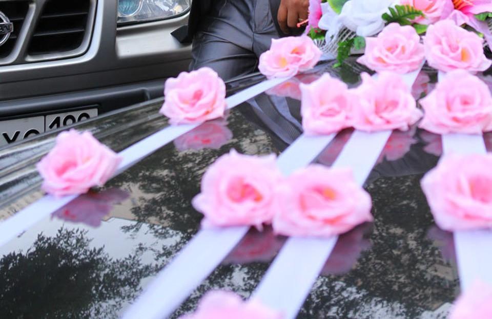 Свадьба в День всех влюбленных - так романтично.