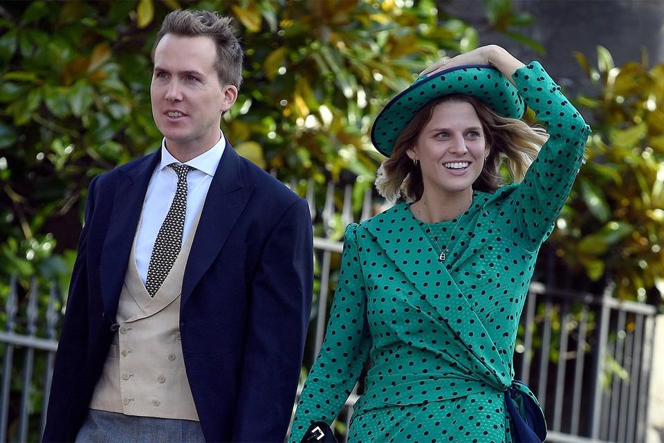В семье 30-летней Евгении Виктории Йоркской и ее супруга, 34-летнего бизнесмена Джека Бруксбэнка, родился первенец.