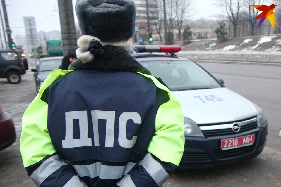 В Могилеве сотрудники ГАИ задержали пьяного таксиста