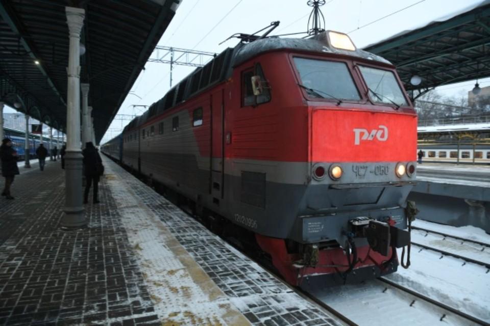 Поезд № 252/251 сообщением Москва - Киров отправится из столицы 5 марта в 22.25.