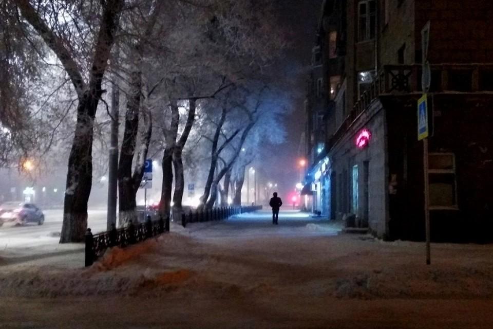 Останься дома: из-за аномальных холодов кузбассовцев призывают к осторожности