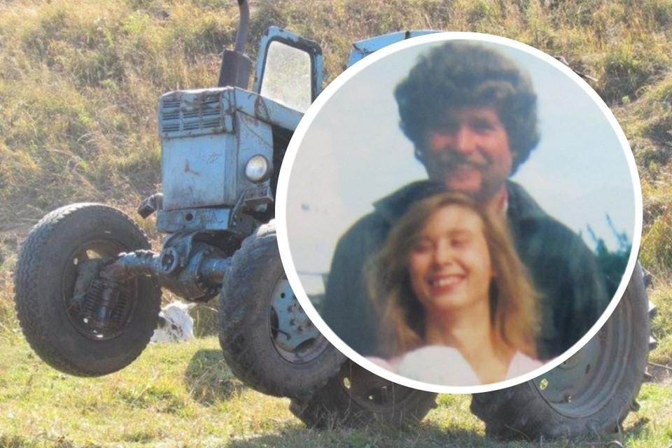 Англичанин уже 27 лет живет в сибирской глубинке и не жалуется. Фото: личный архив