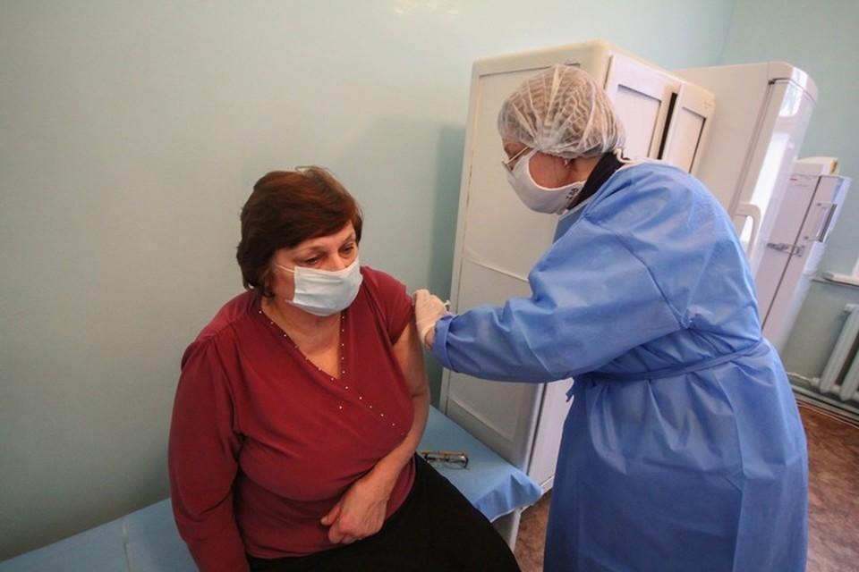В ДНР с 1 февраля началась вакцинация жителей