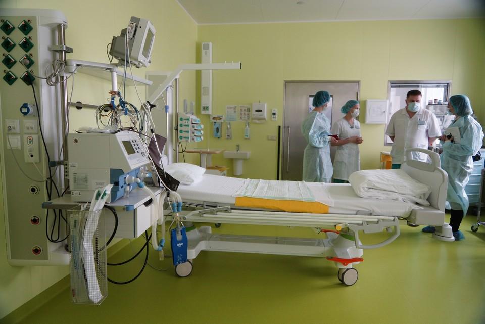 Число заболевших коронавирусом идет на спад