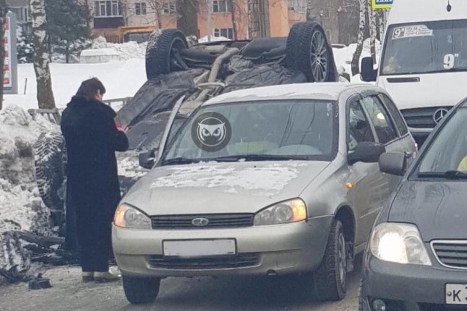 ФОТО: сообщество «Сова Пенза Авто» в соцсети «Вконтакте»