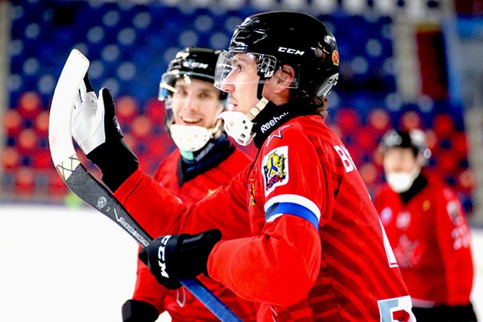«Мы потихоньку готовимся к плей-офф»: главный тренер «СКА-Нефтяника», обыгравшего в Хабаровске «Старт» со счетом 13:4