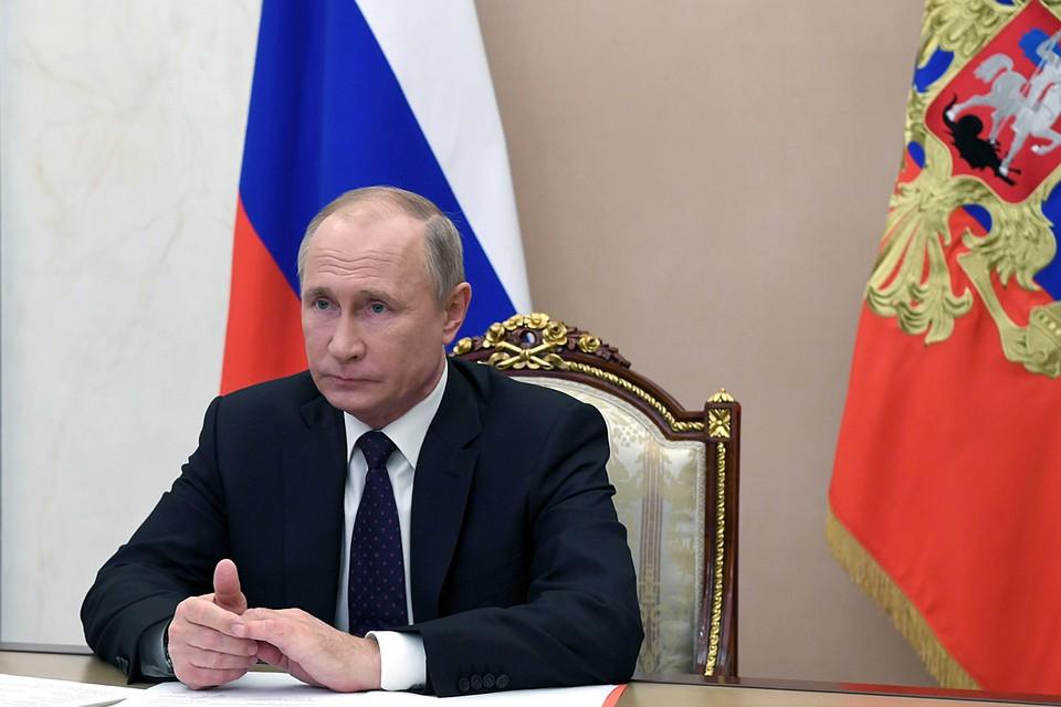 Путин: Россия готова развивать отношения с Японией в рамках Конституции РФ.
